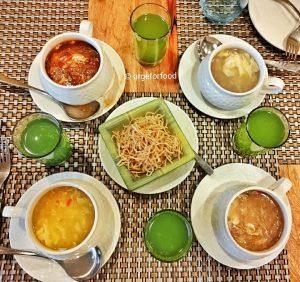 the pine food